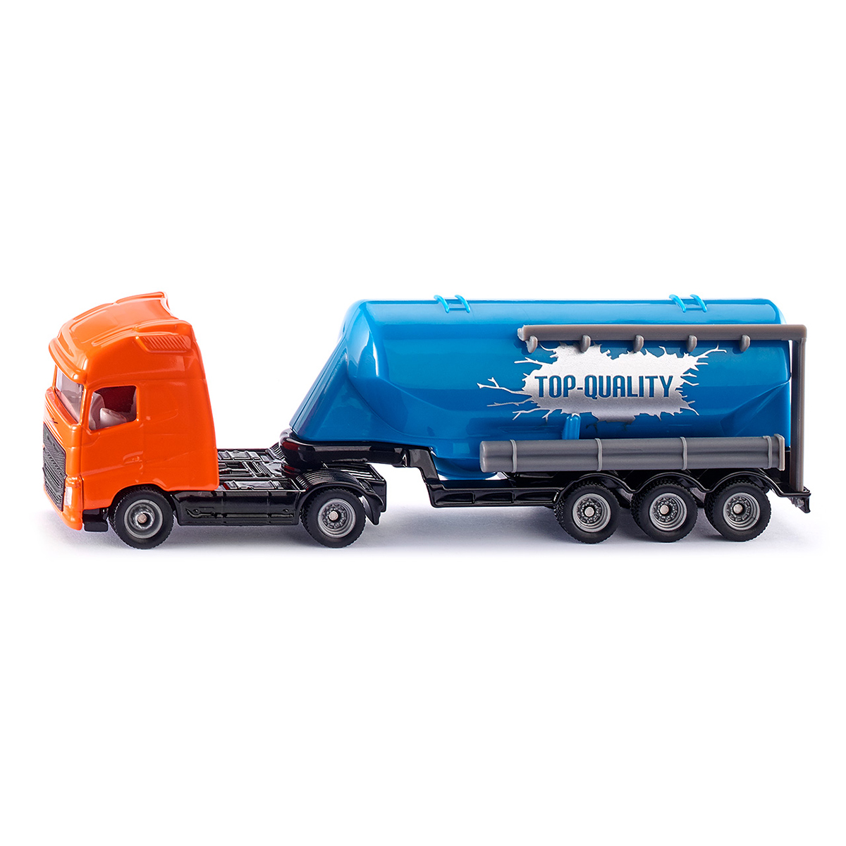 Truck with silo trailer(ジク・SIKU)1:87
