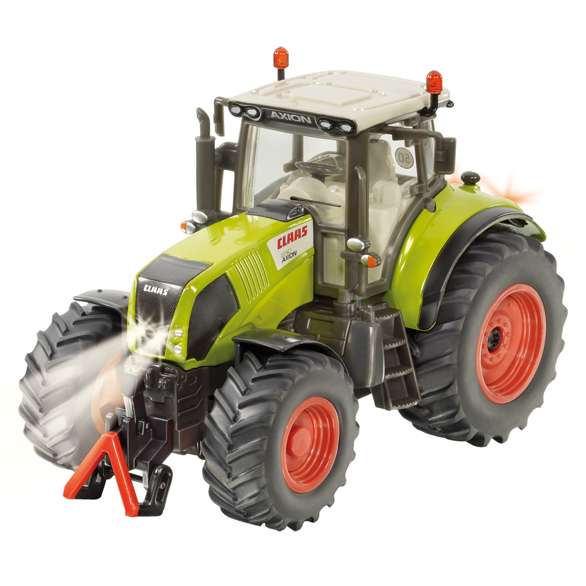 Claas Axion850 リモートコントロールセット 1/32(ジク・SIKU)