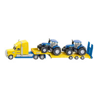 Truck with new holland tracks 1/87(ジク・SIKU)